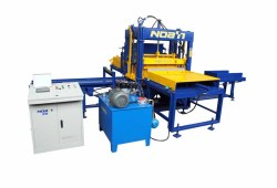 Noah QT 5-15 Block Machine