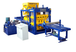 QT 9-15 Block Making Machine